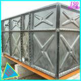El tanque de almacenaje de acero esmaltado del agua