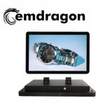Publicidad Publicidad táctil de 22 pulgadas reproductor portátil reproductor Media Player Reproductor Ad LCD Full HD de la mejor calidad de vídeo LCD Digital Signage