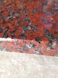 Южной Африки красного гранита слоев REST&плитки гранитные полы&Walling