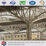 La estación de tren prefabricados Sinoacme techado de la estructura de acero