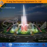 Удобная установка из нержавеющей музыкальный Танцующий фонтан