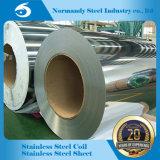 bande en acier inoxidable extérieure de bobine de 2b/Ba Hr/Cr (201/202/304/316/430/410/409)