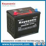 Batteria al piombo sigillata libera di manutenzione del ricambio auto della batteria del calcio