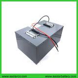 Paquete impermeable de la batería de litio de 60V 520ah LiFePO4 para los yates eléctricos