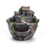 Pot van de Bloem Polyresin van de douane Diverse voor de Decoratie van de Tuin