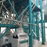 150T/24h de la Zambie le petit-déjeuner repas moulin à farine de maïs de la machinerie