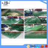 Toile imperméable à l'eau en gros Tarps de silicones de polyester