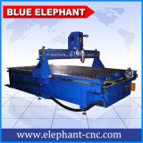 Ranurador resistente 2030, máquina del CNC del ranurador del eje del CNC 4, maquinaria automática del corte para la madera