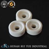 Resistenza all'usura industriale 95 parti di ceramica della guida dell'occhiello della tessile dell'allumina