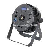 Vello LED 벽 세탁기 Parcan 단계 빛 (LED EIF Colorpar-18 6in1)