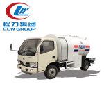 Camion rigido di Dongfeng 4*2 GPL da vendere