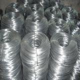 Fio obrigatório galvanizado fábrica do ferro de Anping