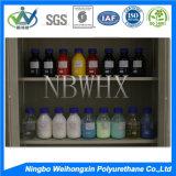 Colorante de mezcla de la PU de la goma del color del color para la espuma de poliuretano Tdi Mdi