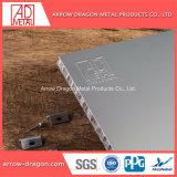 De PVDF Anti-Seismic à prova de alumínio alveolado painéis para revestimento de contentores