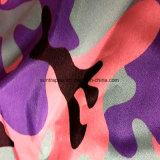 Garments를 위한 W/R를 가진 능직물 Peach Skin Fabric