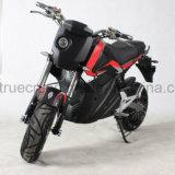 Motocicleta elétrica de alta velocidade com 72V 40ah