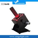 12*3W RGB LED triplo CO2 Máquina Jet Efeito de palco