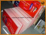 El tamaño personalizado 2-12mm de grosor de hoja de plástico corrugado para la impresión y el paquete de verificación