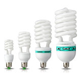 증명되는 세륨 RoHS를 가진 절반 나선 CFL 원료 에너지 절약 램프