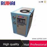 Réfrigérateur refroidi à l'eau industriel de défilement