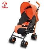 Novo estilo confortável e respirável carrinho de bebé