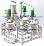 Equipamentos de produção de Poliuretano Base Água