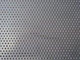 PVDF Met een laag bedekt Aluminium Geperforeerd Blad dat voor Het Comité van de Bekleding of van het Plafond van de Gordijngevel wordt gebruikt