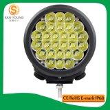 140W CREE LED de iluminación, viga de punto / viga de la inundación de iluminación LED