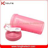 28OZ/700ml garrafa do agitador de plástico com pega, com 7 dias pill box inside (KL-7055B)