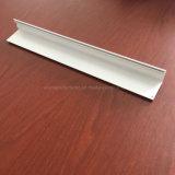 Quadrat, rundes, unterschiedliches Aluminiumlegierung-Strangpresßling-Profil für Tür und Fenster-Gefäß 136