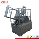 반 자동적인 알루미늄 관 밀봉 기계
