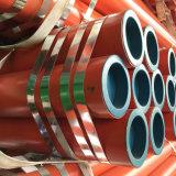 Q235B 8inch ERW Kohlenstoffstahl-Gefäß-Wasser-Rohr der Frau-oder Baumaterial