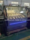 Congelador de alta qualidade do gelado
