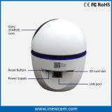 Seguimiento automático de 1080p casa inteligente cámara IP inalámbrica con audio bidireccional y la visión nocturna