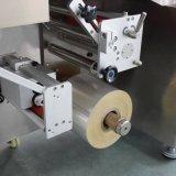 Elevador eléctrico de modernas máquinas de embalagem luvas descartáveis