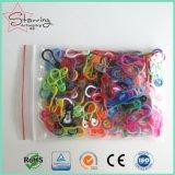 衣服のアクセサリ22mmのプラスチック多彩なナシ安全ピン