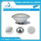 la couleur 12V changeant IP68 imperméabilisent la lumière sous-marine de lampe de piscine de PAR56 DEL
