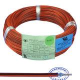 UL1180テフロンPTFEケーブルの耐熱絶縁された銅線