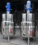 Bls 비누를 만들기를 위한 재킷 바 비누 만들기 기계 기계