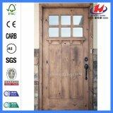 職人スムーズな合成の小型の木のドア
