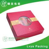 Haute qualité à plat magnétique pliable boîtes d'emballage du papier