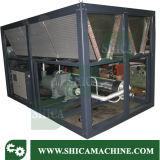Refrigeradores do ar com tipo compressor do parafuso