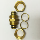 Guarniciones de cobre amarillo de la buena unión recta del precio de Cw617n para el agua