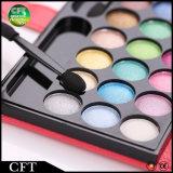 Conseguir a regalo el sombreador de ojos del maquillaje de los colores de los cosméticos 33 de la paleta de la carpeta de la escritura de la etiqueta privada