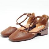 Nieuw Ontwerp de Ondiepe Holle uit Dame Shoes van de Mond