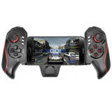 La maggior parte del regolatore compatibile del gioco di Bluetooth del ridurre in pani di formato con la barra di comando della clip per iPad