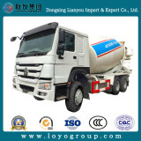 Sale를 위한 HOWO 6*4 9cubic Concrete Mixer Truck