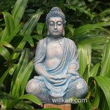 仏の大きい彫像を坐らせる新しいデザインホーム装飾