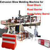 Water - Filled/Sand - Filled Road Safety Barriers Blow Molding Equipment