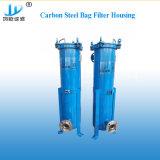 Acero inoxidable 304/316L Sistema de filtro de bolsa de caja del filtro de bolsa